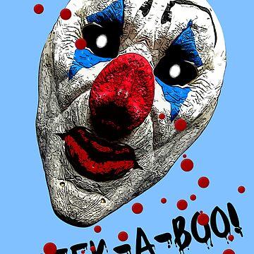 Surprise! by clownshoes