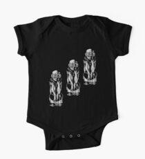 Giger's Birth Machine Baby Trio Kids Clothes