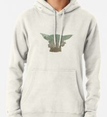 Baby Inspired Silhouette Pullover Hoodie