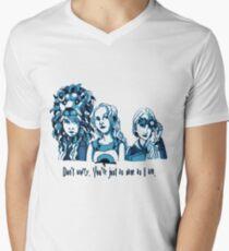 Loony Lovegood Mens V-Neck T-Shirt