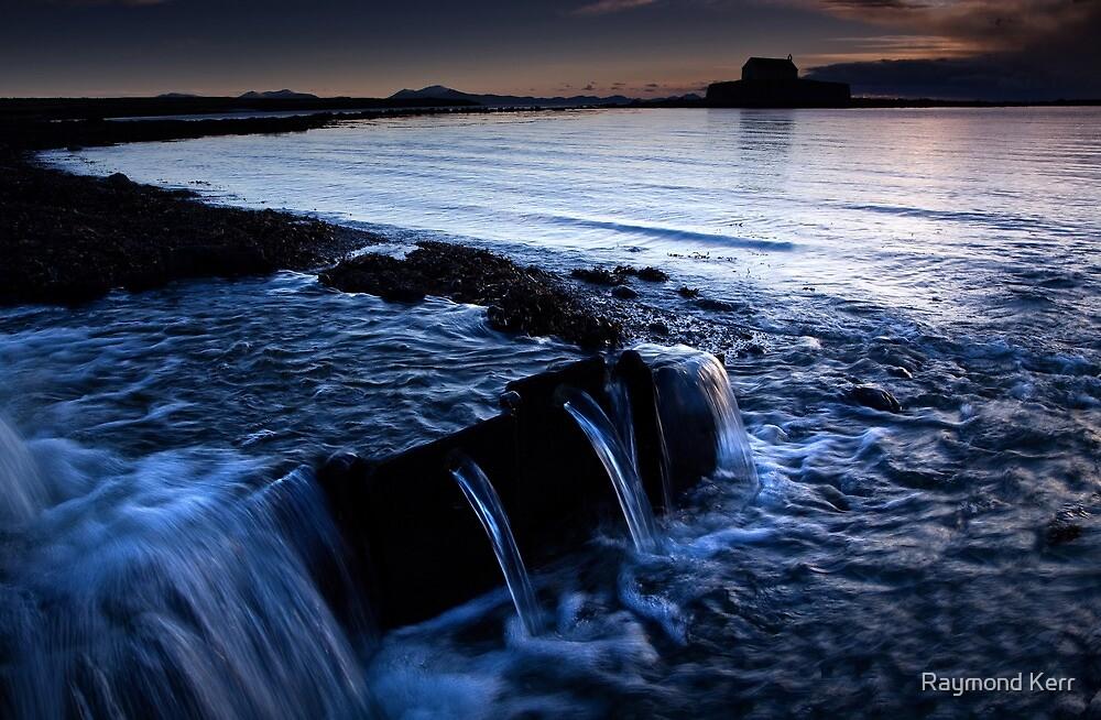Into the Blue ... (China Bay) by Raymond Kerr