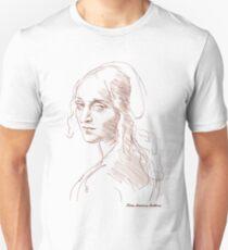 Leonardo da Vinci`s Angel T-Shirt