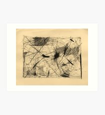 surrendered Art Print
