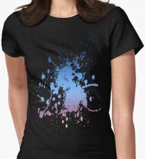 SPLATTER Women's Fitted T-Shirt