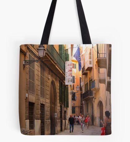 Happy hours  - Palma de Mallorca. Spain . United Europe. 2015. Doctor Faustus. Tote Bag