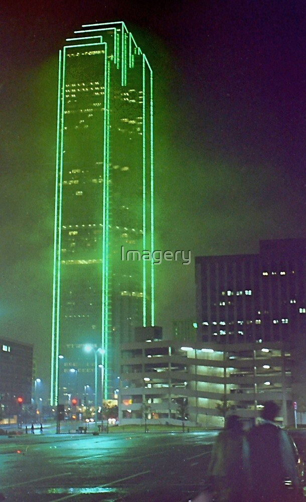 Emerald City by Imagery