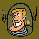 Jet Nelson & Goldfish by a-roderick