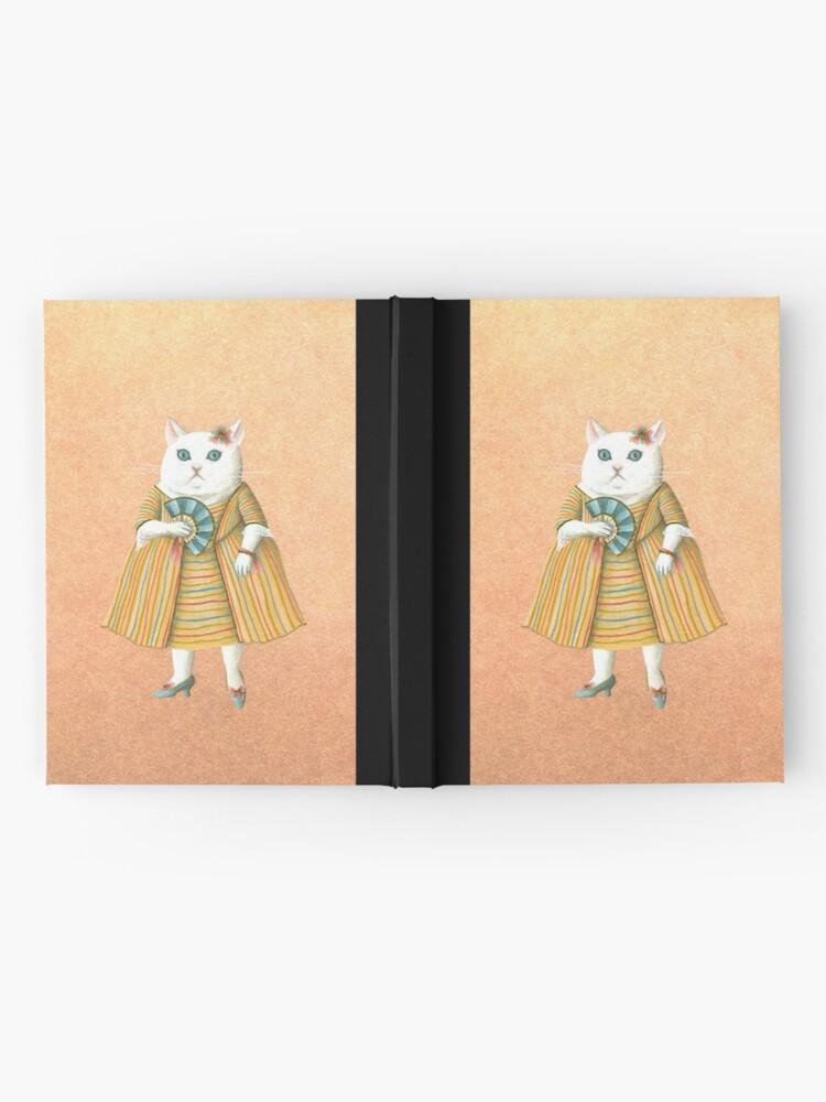 Alternate view of Mademoiselle Hardcover Journal