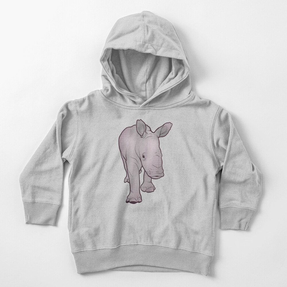 Rhino Baby Toddler Pullover Hoodie
