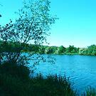 Riverside Stroll by sweeny