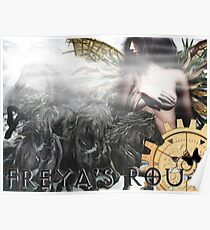 Freya's Rout Poster