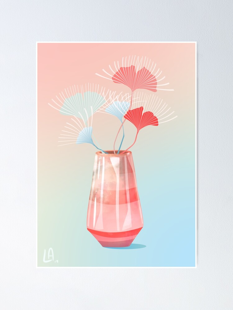 Alternate view of Midcentury Summer Dreams Poster