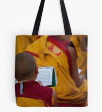 Bodh Gaya Prayer Tote Bag