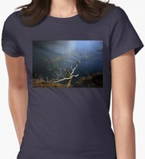 'Survival' Womens Fitted T-Shirt