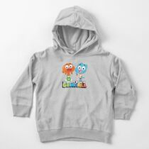 Gumball and Darwin Greet the fans Toddler Pullover Hoodie