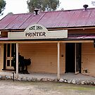 Old Printers building. Old Tailem Town S.A by patapping