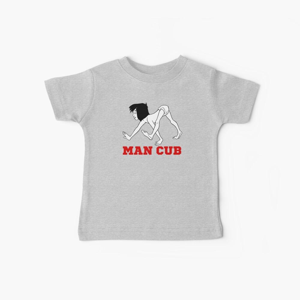 Mowgli - Hombre Cub Camiseta para bebés