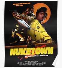 NUKETOWN poster lyrical lemonade  Poster