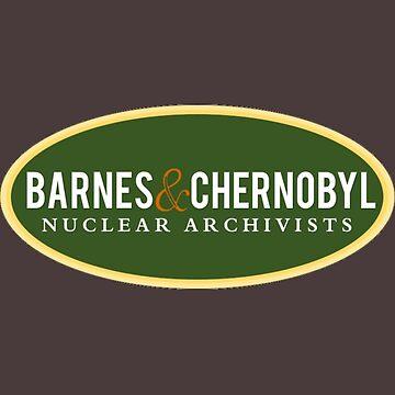 Barnes & Chernobyl - Nuclear Archivists by dalmatiamerican