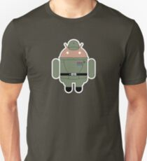 Droid General Veers (No Text) T-Shirt