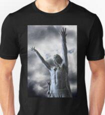 Manannan Commands the Sea Unisex T-Shirt