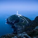 Southstack Lighthouse, Anglesey by lee kerr