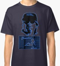 Jack Burton is Haulin' Ass in Little China Classic T-Shirt