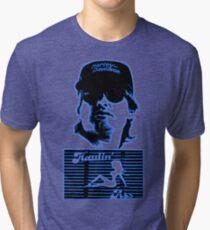 Jack Burton is Haulin' Ass in Little China Tri-blend T-Shirt