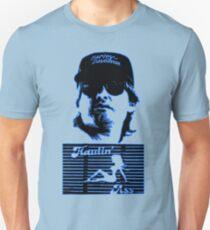 Jack Burton is Haulin' Ass in Little China Unisex T-Shirt