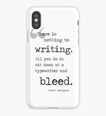 Bleed iPhone Case/Skin