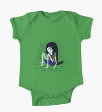 Marceline - I Remember You One Piece - Short Sleeve