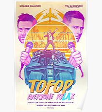 TOFOP - Everyone ReLAx Poster