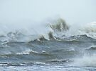 Gale Warning - Diamond Shoals Outer Banks NC by MotherNature