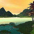Tropical Dream by Norma Jean Lipert