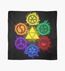 Legend of Zelda - Ocarina of Time - The 6 Sages Scarf