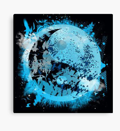 planet fusion v3 Canvas Print