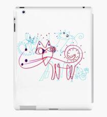 SNOW KITTENS iPad Case/Skin