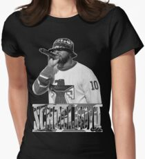 SchoolBoy Q Women's Fitted T-Shirt