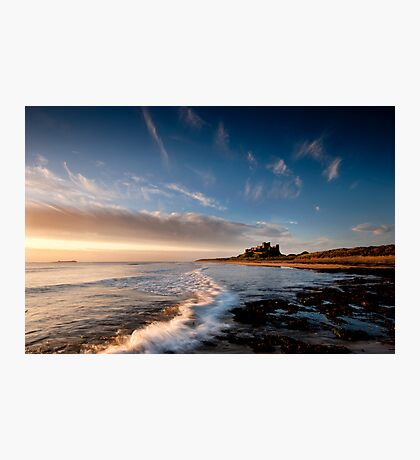 Northumberland Dawn Photographic Print