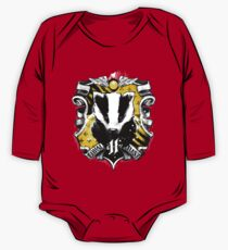 H Crest One Piece - Long Sleeve
