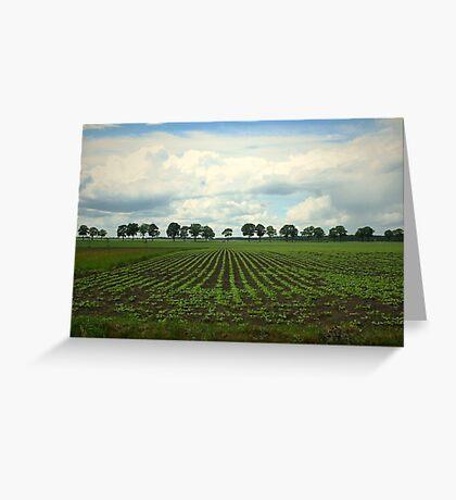 Landscape  Hunzedal Greeting Card