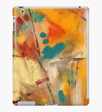 Time Folding iPad Case/Skin