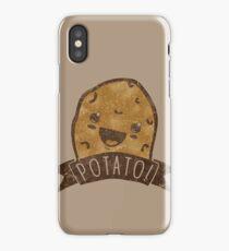 POTATO!!! iPhone Case/Skin