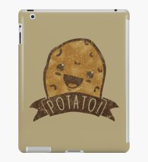 POTATO!!! iPad Case/Skin