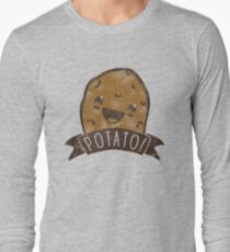 POTATO!!! Long Sleeve T-Shirt