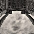 Arch of Peace - Milano Italy by Luca Renoldi