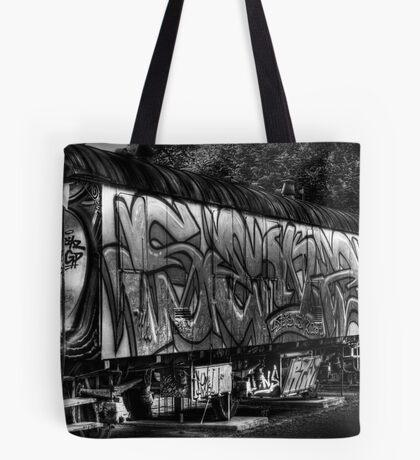 Used & Abused Tote Bag