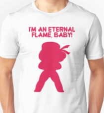 "Steven Universe - Ruby - ""I'm an Eternal Flame, Baby!"" T-Shirt"