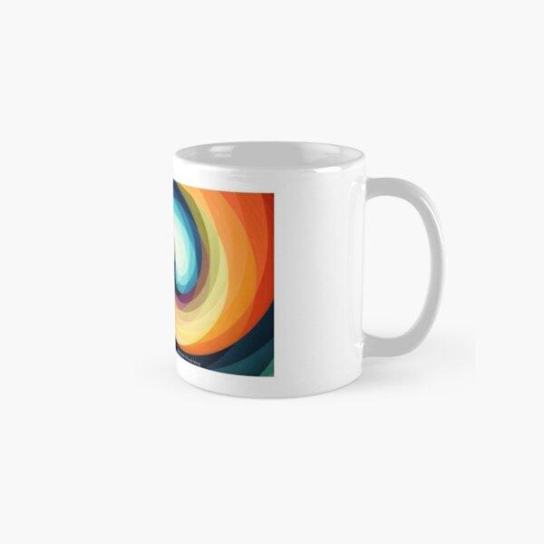 Spirals 1 Classic Mug