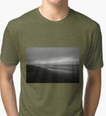 #1134  Clam Beach -  Arcata, Ca.   -  May, 2012 Tri-blend T-Shirt